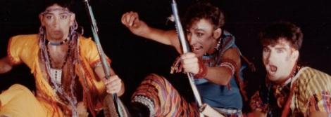 éVoid, circa mid-1980s